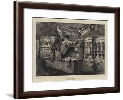 The Rendezvous--Framed Giclee Print