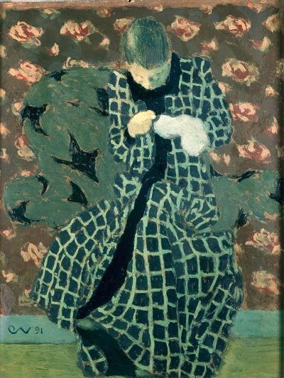 The Repairer, 1891-Edouard Vuillard-Giclee Print