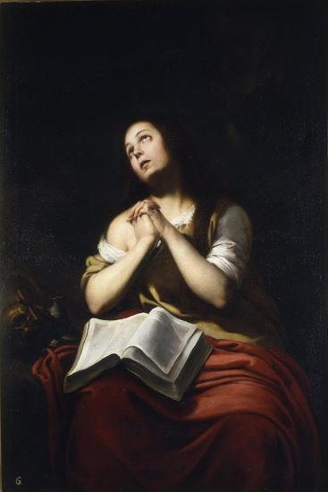The Repentant Mary Magdalene-Bartolom? Esteb?n Murillo-Giclee Print