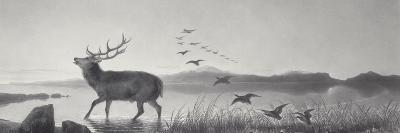 The Rescue-Edwin Henry Landseer-Giclee Print