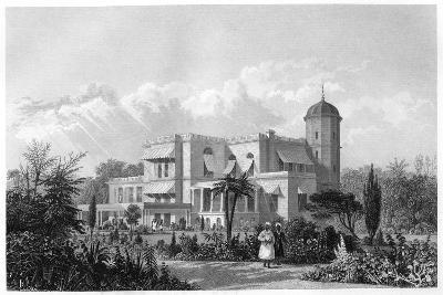 The Residency, Lucknow, India, C1860--Giclee Print