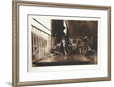 The Restaurant-Harry McCormick-Framed Limited Edition