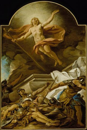 The Resurrection, 1739-Jean Francois de Troy-Giclee Print