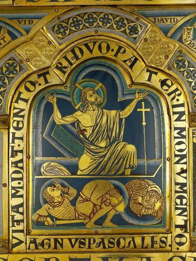 The Resurrection of Christ, from the Verdun Altar-Nicholas of Verdun-Giclee Print