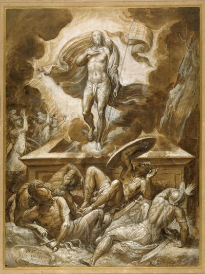 The Resurrection of Christ-Marco dell'Angolo del Moro-Giclee Print