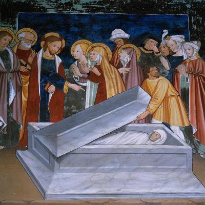The Resurrection of Lazarus--Giclee Print