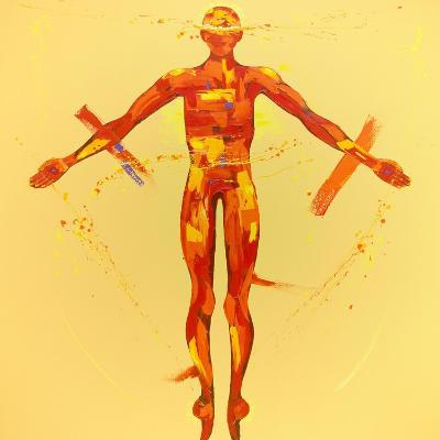 The Resurrection - Station 15-Penny Warden-Giclee Print