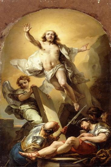 The Resurrection-Carle van Loo-Giclee Print