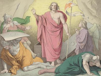 The Resurrection--Giclee Print