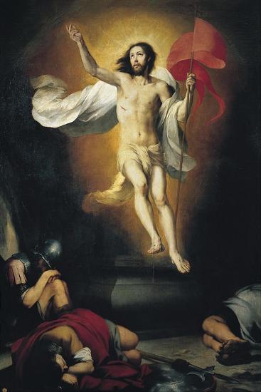 The Resurrection-Bartolom? Esteb?n Murillo-Giclee Print