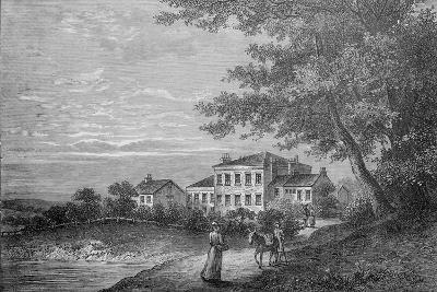 The Retreat--Giclee Print