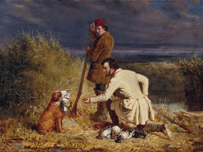 The Retrieve, 1850-William Tylee Ranney-Giclee Print