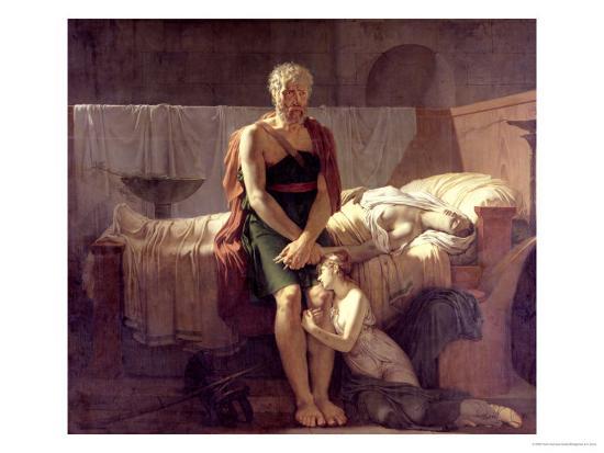 The Return of Marcus Sextus, 1799-Pierre Narcisse Gu?rin-Giclee Print