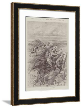 The Return of Our Citizen Soldiers-Melton Prior-Framed Giclee Print