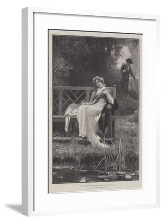 The Return of the Lover-Marcus Stone-Framed Giclee Print