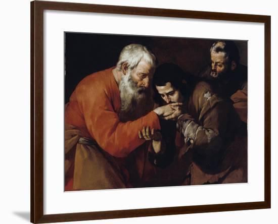 The Return of the Prodigal Son--Framed Giclee Print