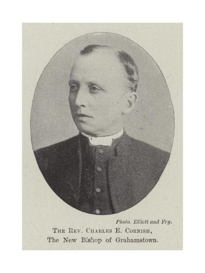 The Reverend Charles E Cornish, the New Bishop of Grahamstown--Giclee Print