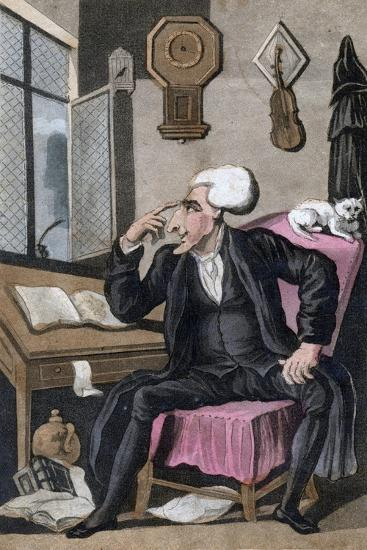 The Reverend Doctor Syntax, 1828--Giclee Print