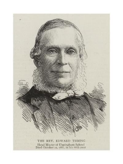 The Reverend Edward Thring--Giclee Print