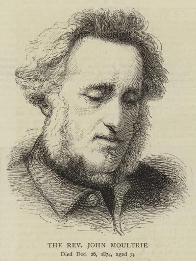 The Reverend John Moultrie--Giclee Print