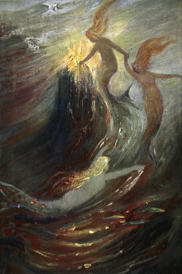 'The Rhine Gold', 1906-Unknown-Giclee Print