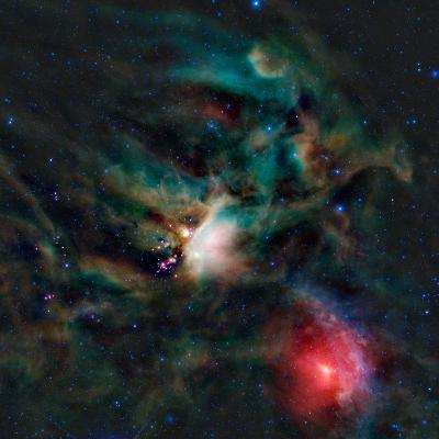 The Rho Ophiuchi Cloud Complex-Stocktrek Images-Photographic Print