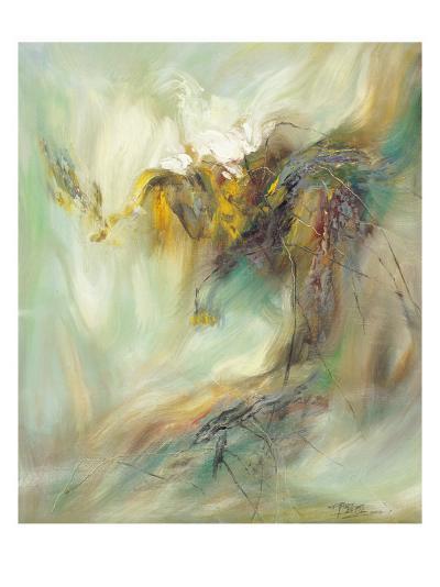 The Rhyme of Lotus, No.2-Yi Xianbin-Giclee Print