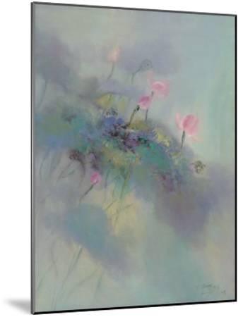 The Rhyme of Lotus, No.5-Yi Xianbin-Mounted Giclee Print