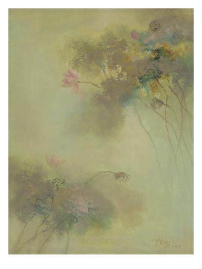 The Rhyme of Lotus, No.8-Yi Xianbin-Giclee Print