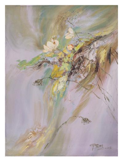 The Rhyme of Lotus, No.9-Yi Xianbin-Giclee Print