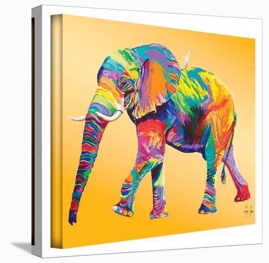 The Ride Gallery-Wrapped Canvas-Linzi Lynn-Gallery Wrapped Canvas