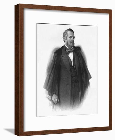 'The Right Hon. Lord Lawrence, G.C.B., G.C.S.I.', 1859-TW Knight-Framed Giclee Print