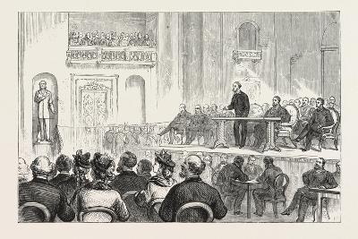 The Right Hon. R. A. Cross--Giclee Print