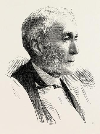 The Right Rev. Henry Philpott, D.D., Bishop of Worcester, 1890--Giclee Print