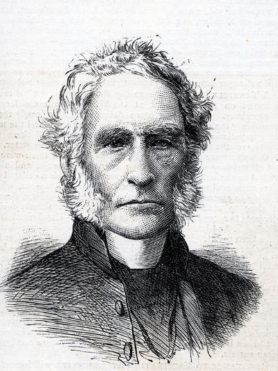 The Right Reverend Alfred Ollivant--Giclee Print