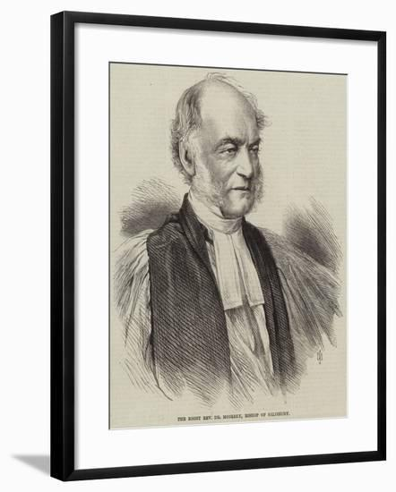 The Right Reverend Dr Moberly, Bishop of Salisbury--Framed Giclee Print