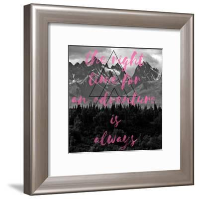 The Right Time-Jelena Matic-Framed Art Print
