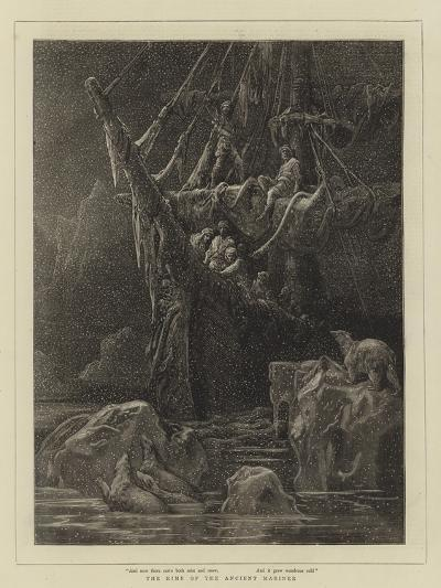 The Rime of the Ancient Mariner--Giclee Print
