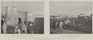 The Rising in Morocco, Scenes in Tangier and Casablanca