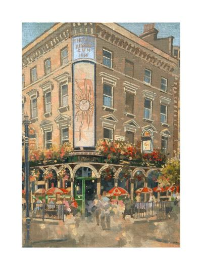 The Rising Sun, Marylebone-Peter Miller-Giclee Print