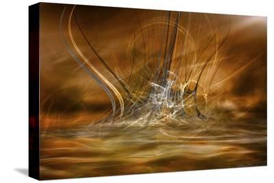 The Rising-Willy Marthinussen-Stretched Canvas Print