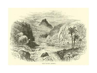 The River Jabbok--Giclee Print