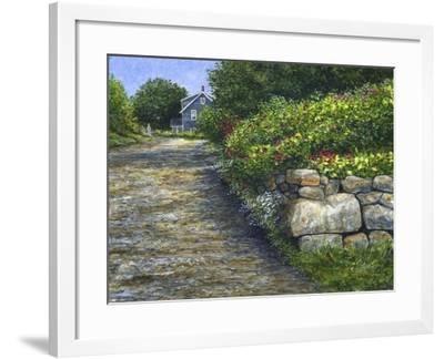 The Road Most Traveled-John Morrow-Framed Giclee Print