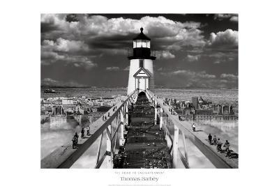 The Road to Enlightenment-Thomas Barbey-Art Print