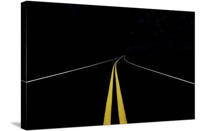 The Road To Nowhere-Roland Shainidze-Stretched Canvas Print