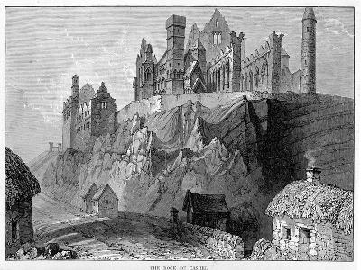The Rock of Cashel--Giclee Print