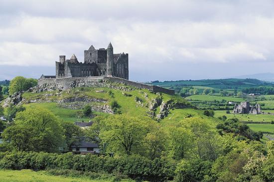 The Rock of Cashel--Photographic Print