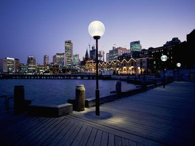 The Rocks, Sydney--Giclee Print