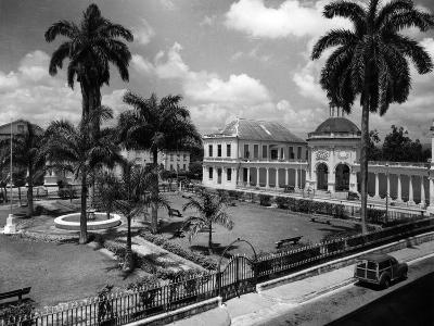The Rodney Memorial at Spanish Town Square, Jamaica, C.1960--Photographic Print