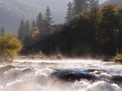 The Rogue River in the Southwestern Part of Oregon Flows About 215 Miles-Sean Bagshaw-Photographic Print